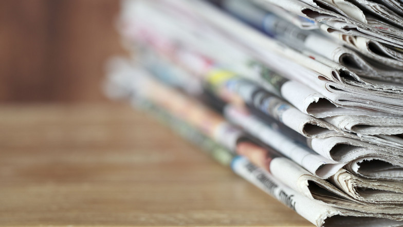 Tidningstexter