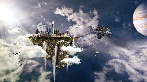 miljö fantasy miljöbeskrivning